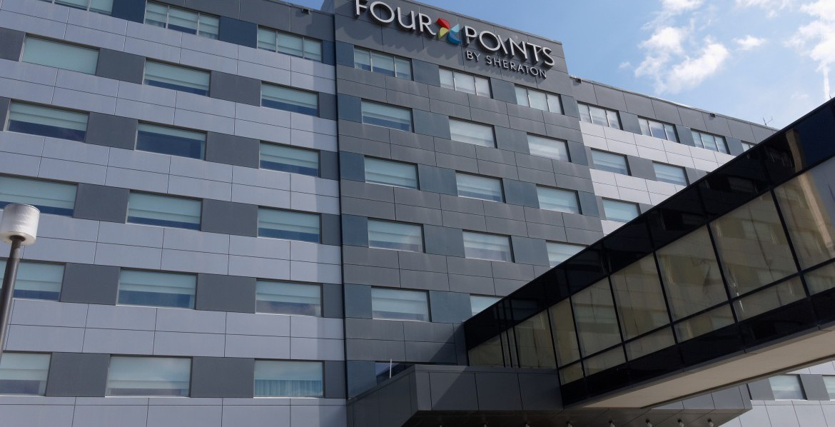 Four Points Sheraton Winnipeg - New Build